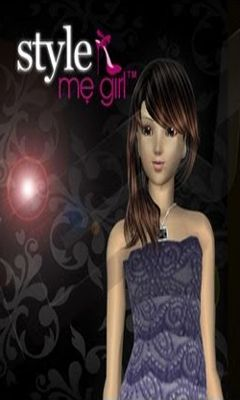 Screenshots of the Style Me Girl for Android tablet, phone.