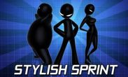 In addition to the game  for Android phones and tablets, you can also download Stylish Sprint for free.