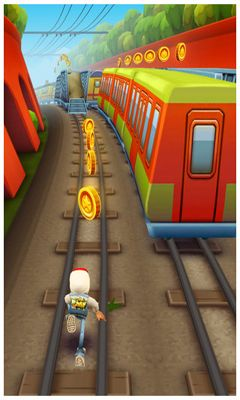 2 subway surfers Subway Surfers