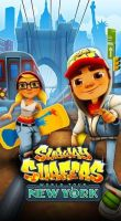 In addition to the game Ninja Chicken for Android phones and tablets, you can also download Subway surfers: World tour New York for free.