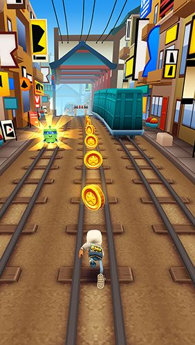subway surfers android 2.3.5