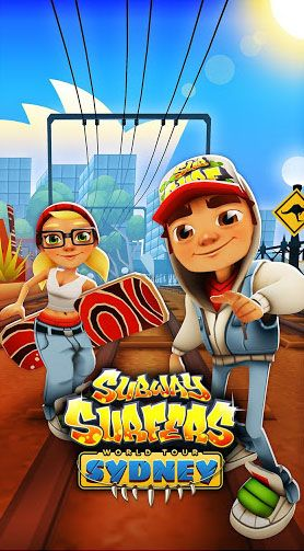 Download Subway surfers: World tour Sydney Android free game. Get full version of Android apk app Subway surfers: World tour Sydney for tablet and phone.