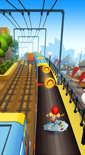 subway surfers sydney free  for android