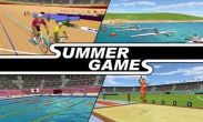 In addition to the game Minecraft Pocket Edition for Android phones and tablets, you can also download Summer Games 3D for free.
