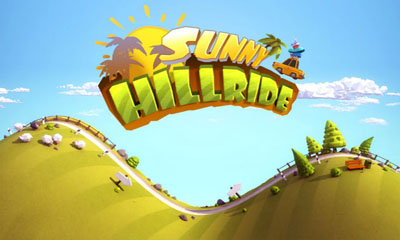Screenshots of the Sunny hillride for Android tablet, phone.