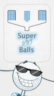 In addition to the game Celebrity smoothies store for Android phones and tablets, you can also download Super 100 balls for free.