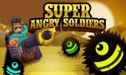 In addition to the game NFL Pro 2013 for Android phones and tablets, you can also download Super Angry Soldiers for free.