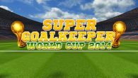 In addition to the game Caveman jump for Android phones and tablets, you can also download Super goalkeeper: World cup for free.