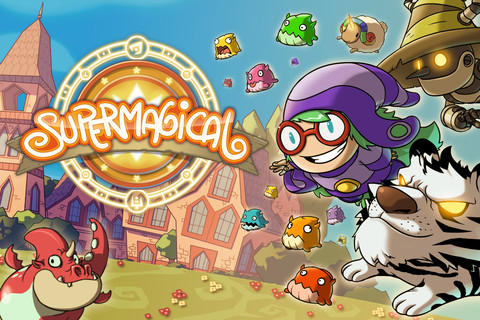 Download Supermagical Android free game. Get full version of Android apk app Supermagical for tablet and phone.