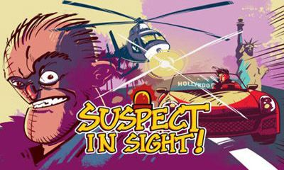 Screenshots of the Suspect In Sight! for Android tablet, phone.