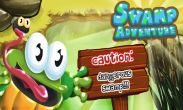 In addition to the game Run Like Hell! Yeti Edition for Android phones and tablets, you can also download Swamp Adventure Deluxe for free.