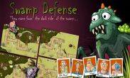 In addition to the game Hello, hero for Android phones and tablets, you can also download Swamp Defense for free.