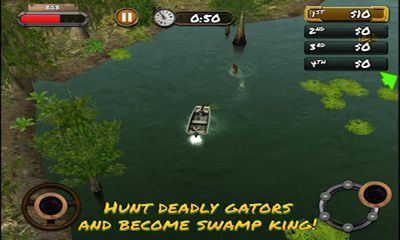 Screenshots of the Swamp People for Android tablet, phone.