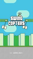 In addition to the game Angry Birds Space for Android phones and tablets, you can also download Swing copters for free.