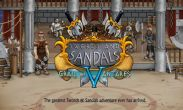 In addition to the game BattleShip for Android phones and tablets, you can also download Swords and Sandals 5 for free.