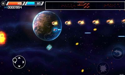 Screenshots of the Syder Arcade for Android tablet, phone.