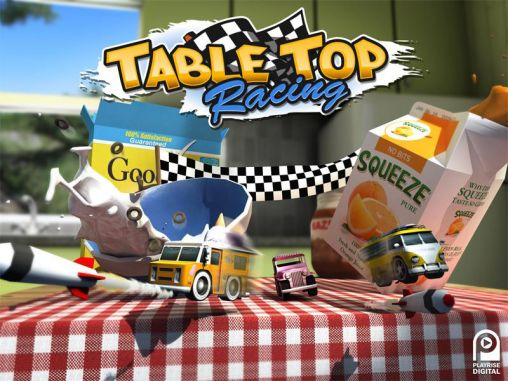 Download Table top racing Android free game. Get full version of Android apk app Table top racing for tablet and phone.