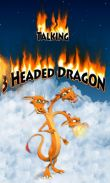 In addition to the game  for Android phones and tablets, you can also download Talking 3 Headed Dragon for free.