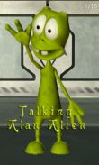 In addition to the game War World Tank for Android phones and tablets, you can also download Talking Alan Alien for free.