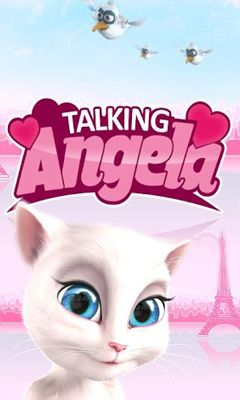 Talking Angela - Android game screenshots. Gameplay Talking Angela.