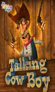 In addition to the game MONOPOLY Millionaire for Android phones and tablets, you can also download Talking Cowboy for free.