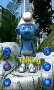 In addition to the game Block City wars: Mine mini shooter for Android phones and tablets, you can also download Talking Crayon for free.