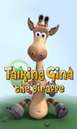In addition to the game Magic 2014 for Android phones and tablets, you can also download Talking Gina the Giraffe for free.
