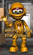 In addition to the game Avatar Fight - MMORPG for Android phones and tablets, you can also download Talking Roby the Robot for free.