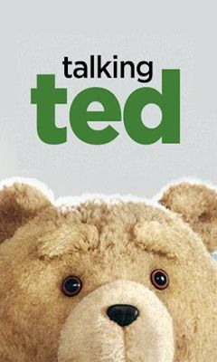 Screenshots of the Talking Ted Uncensored for Android tablet, phone.