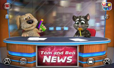 Talking tom cat 2 for android download apk free.