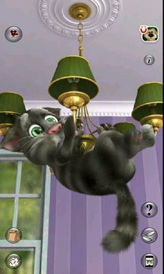 بازی Talking Tom Cat 2