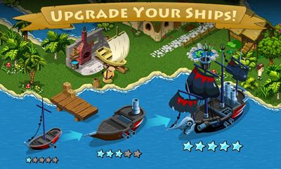 Screenshots of the Tap Paradise Cove for Android tablet, phone.