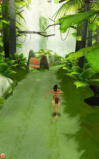 Screenshots of the Tarzan unleashed for Android tablet, phone.