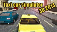 In addition to the game Sparta: God Of War for Android phones and tablets, you can also download Taxi car simulator 3D 2014 for free.