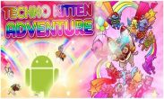 In addition to the game Slime vs. Mushroom 2 for Android phones and tablets, you can also download Techno Kitten Adventure for free.