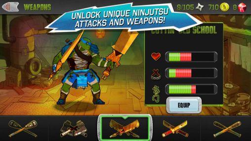Teenage mutant ninja turtles android apk game teenage mutant ninja
