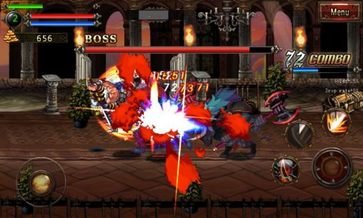 Screenshots of the Temple fight 2014 for Android tablet, phone.