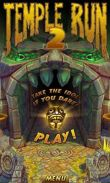 In addition to the game Gold diggers for Android phones and tablets, you can also download Temple Run 2 for free.