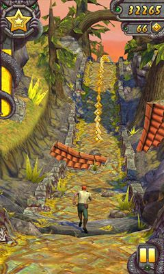 Temple Run 2 - Android game screenshots. Gameplay Temple Run 2.