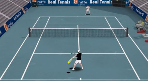 Screenshots of the Tennis champion 3D for Android tablet, phone.