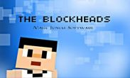 In addition to the game Hill Climb Racing for Android phones and tablets, you can also download The Blockheads for free.