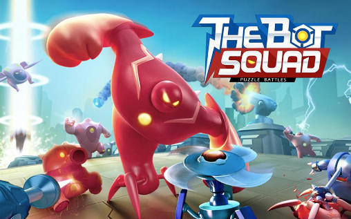 Download The bot squad: Puzzle battles Android free game. Get full version of Android apk app The bot squad: Puzzle battles for tablet and phone.