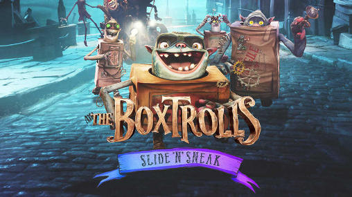 Download The boxtrolls: Slide and sneak Android free game. Get full version of Android apk app The boxtrolls: Slide and sneak for tablet and phone.