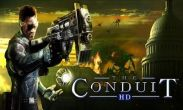 In addition to the game Tom Clancy's H.A.W.X for Android phones and tablets, you can also download The Conduit HD for free.