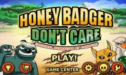 In addition to the game Talking Angela for Android phones and tablets, you can also download The Honey Badger for free.