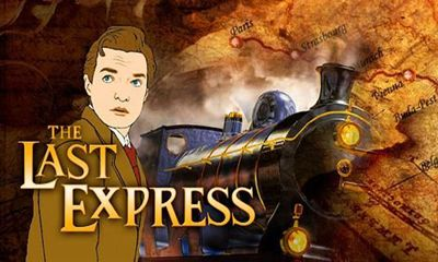 Screenshots of the The Last Express for Android tablet, phone.