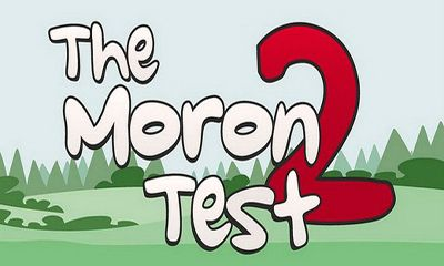 Screenshots of the The Moron Test 2 for Android tablet, phone.