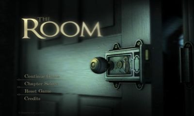 Screenshots of the The Room for Android tablet, phone.