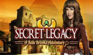 In addition to the game Defender II for Android phones and tablets, you can also download The Secret Legacy for free.