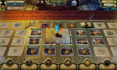 Screenshots of the The Secret Society for Android tablet, phone.